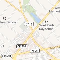 Directions for Meeker's Florist in Westfield, NJ 115 Mountain Ave