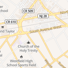 Directions for Christakos CO Cpa in Westfield, NJ 415 South Ave W