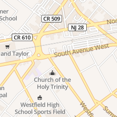 Directions for Dr Joseph Banker Dmd in Westfield, NJ 423 South Ave W