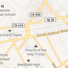 Directions for Centry 21 Taylor & Love in Westfield, NJ 436 South Ave W