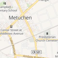 Directions for John Roberts-A Salon in Metuchen, NJ 401 Main St Ste B