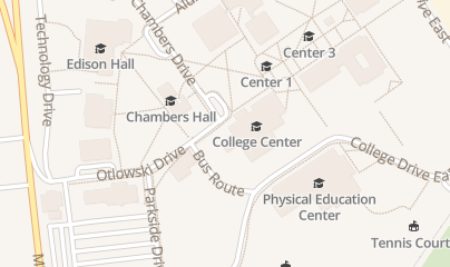 Directions for Middlesex County College in Edison, NJ 2600 Woodbridge Ave