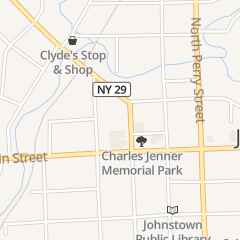 Directions for Johnstown Historical Society in Johnstown, NY 17 N William St