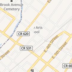 Directions for El Gitano in Plainfield, NJ 164 E 2nd St
