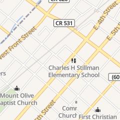 Directions for Sherban's Diner in Plainfield, NJ S Frnt Frnt