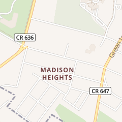 Directions for All American Tree Service - Madison Area in Madison, NJ 380 Woodland Rd