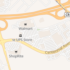 Directions for Walmart in Piscataway, NJ 1303 Centennial Ave