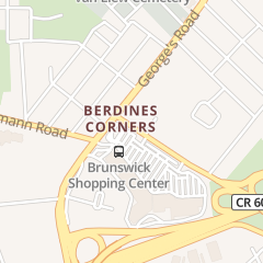 Directions for A&p in North Brunswick, NJ 500 Milltown Rd
