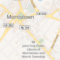 Directions for Provesi of Morristown Inc in Morristown, NJ 50 South St