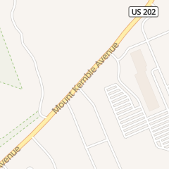 Directions for Tree-Tech Inc in Morristown, NJ 434 Mount Kemble Ave