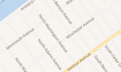 Directions for Ac Night Lights llc in Margate City, NJ 101 N Washington Ave
