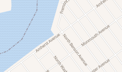 Directions for AC Nightlife in Margate City, NJ 9204 Amherst Ave