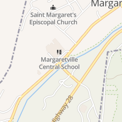 Directions for AGD COMMUNICATIONS INCORPORATED in Margaretville, NY 4143 Thompson Hollow Rd