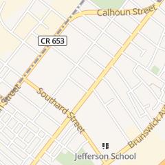 Directions for A & V Deli in Ewing, NJ 16 Beakes St