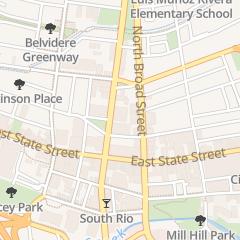 Directions for Cafe Ole in Trenton, NJ 126 S Warren St
