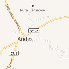 Directions for Two Old Tarts in Andes, NY 22 Lee Ln