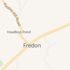 Directions for Fredon Dairy in Newton, NJ 428 State Highway 94 N