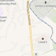 Directions for McDonald's Restaurant in Hackettstown, NJ 202 Mountain Ave