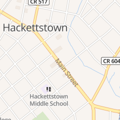 Directions for Ashley's Restaurant in Hackettstown, NJ 235 Main St