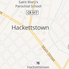 Directions for Pandan Room in Hackettstown, NJ 107 E Moore St
