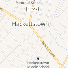 Directions for Stella G's in Hackettstown, NJ 186 Main St