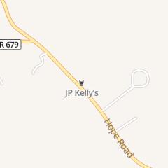 Directions for Jp Kellys in Great Meadows, NJ 38 Hope Rd