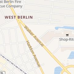 Directions for Staples in West Berlin, NJ 116 Walker Ave