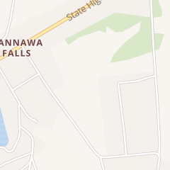 Directions for Hannawa Falls Dog House in Hannawa Falls, NY Hounds Haven Fld