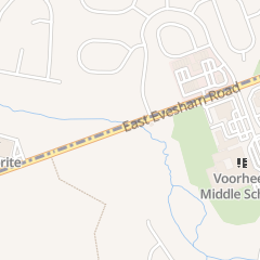 Directions for Eye Care Physicians & Surgeons in Voorhees, NJ 2301 E Evesham Rd Ste 501