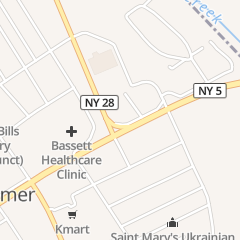 Directions for Beechy Carol K MD in Herkimer, NY 321 E Albany St