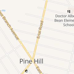 Directions for Haircrafters in Pine Hill, NJ 722 Erial Rd