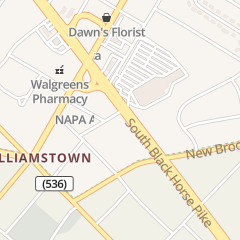 Directions for T L C Nail Spa in Williamstown, NJ 103 S Black Horse Pike