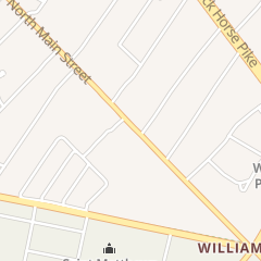 Directions for Ackerman Chiropractic Center in Williamstown, NJ 375 N Main St Ste B2