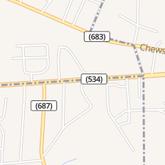 Directions for Exclusive Barber Shop in Lindenwold, NJ 589 Blackwood Clementon Rd