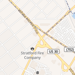 Directions for Checkers in Stratford, NJ 2 S White Horse Pike