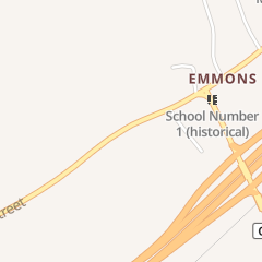 Directions for BROOKS HOUSE OF BAR-B-Q in Oneonta, NY 5560 State Highway 7