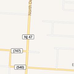 Directions for NORTH DELSEA HEADSTART in Vineland, NJ 605 N Delsea Dr