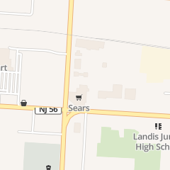 Directions for Sears in Vineland, NJ 8 W Landis Ave
