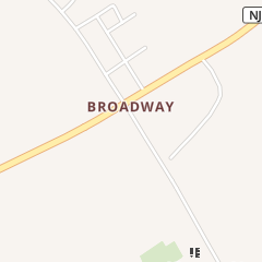 Directions for Wedgewood Inn in Broadway, NJ State Highway 57 n