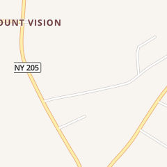 Directions for Bj Company in Mount Vision, NY 2312 State Highway 205