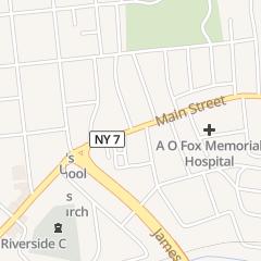 Directions for Tony's in Oneonta, NY Pony Farm Indstrl Park