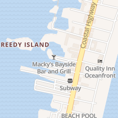Directions for Macky's Bayside Bar & Grill in Ocean City, MD 5311 Coastal Hwy