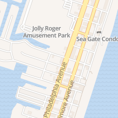 Directions for Buxy's Salty Dog Saloon in Ocean City, MD 2707 Philadelphia Ave