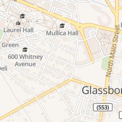Directions for Scissor Wizards in Glassboro, NJ Collegetown Ctr
