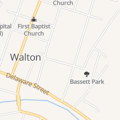 Directions for Walton Town Senior Meal Site in Walton, NY 15 Benton Ave