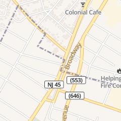 Directions for Angie's Barber Shop in West Deptford, NJ 1107 N Broad St