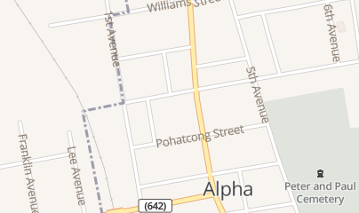 Directions for Alpha Liquor Store in Phillipsburg, NJ 327 3rd Ave