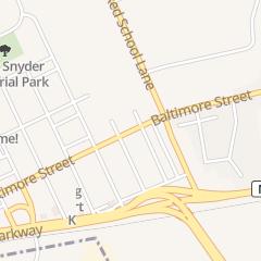 Directions for Cruddas Thomas F in Phillipsburg, NJ Potts Ave
