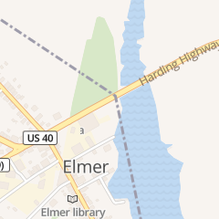 Directions for Fred Harz & Son Tires in Elmer, NJ 26 Chestnut St