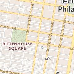 Directions for Radisson Blu Warwick Hotel Philadelphia in Philadelphia, PA 220 S 17th St